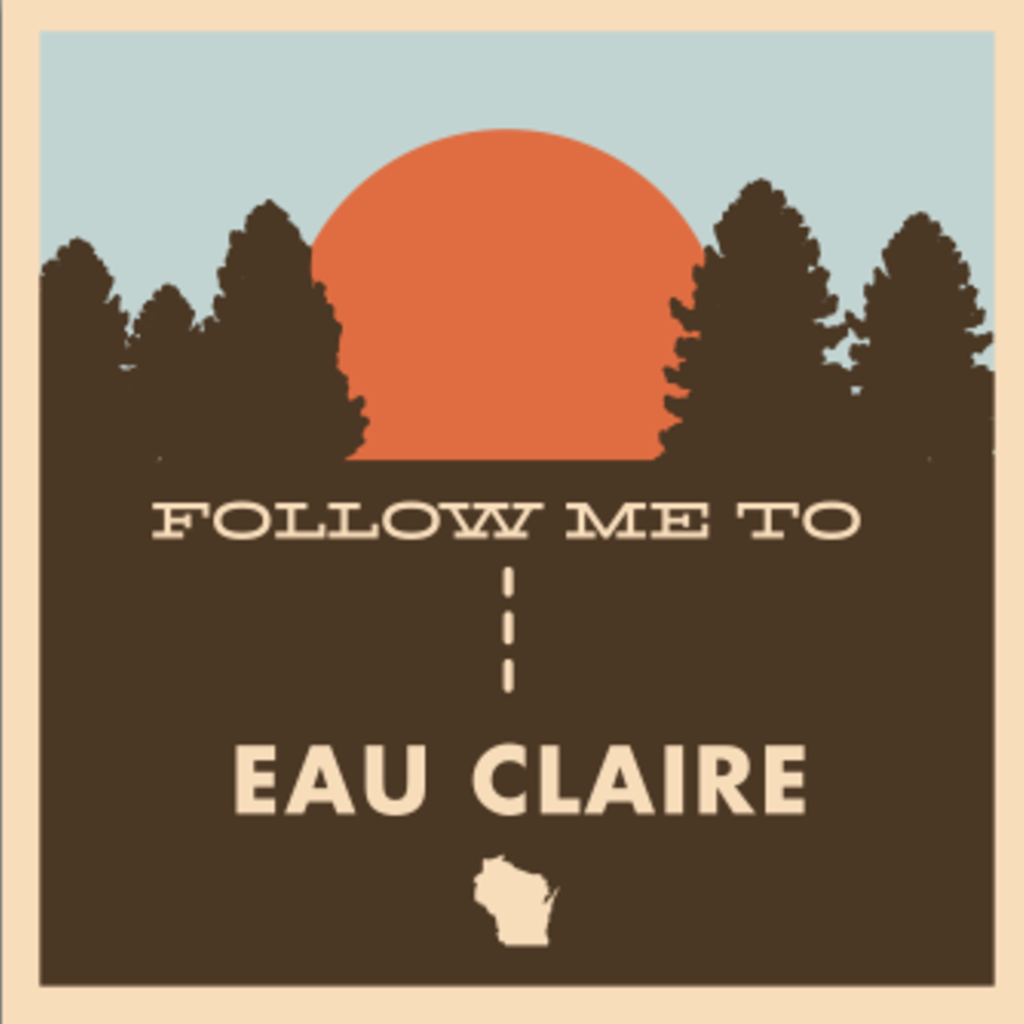 Volume One Sticker - Follow Me to Eau Claire