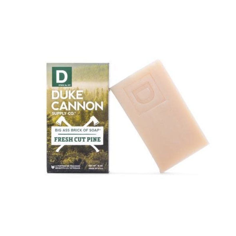 Duke Cannon Supply Co. Big Ass Brick of Soap - Fresh Cut Pine