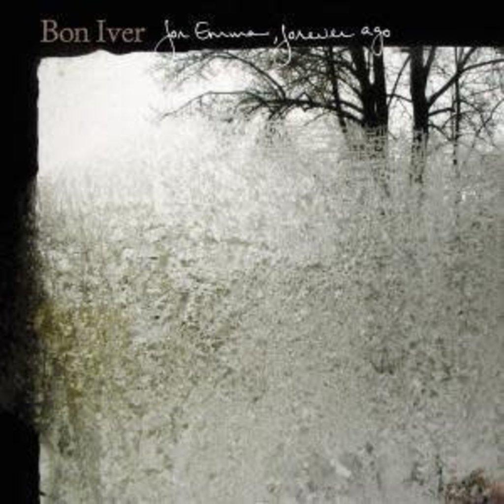 Bon Iver For Emma, Forever Ago (CD)