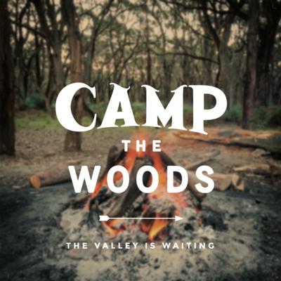 Volume One Camp the Woods Print - 12x12