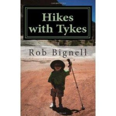 Rob Bignell Hikes with Tykes