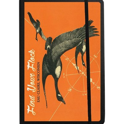Volume One Journal - Find Your Flock in Eau Claire