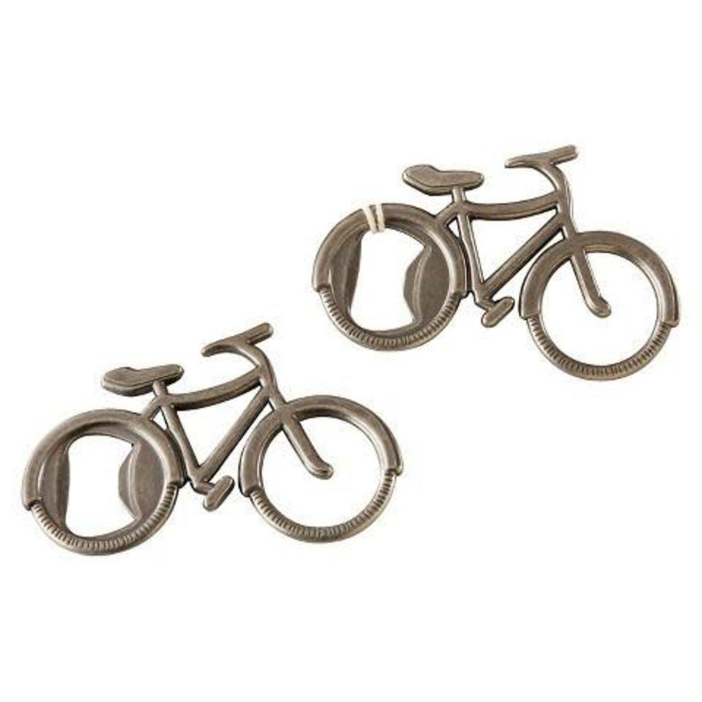Volume One Bottle Opener - Bicycle (Metal)