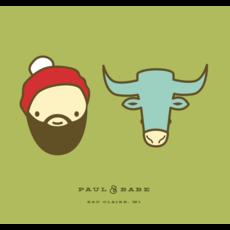 Volume One Paul & Babe Mini Print