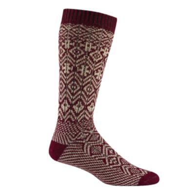 Wigwam Socks Wigwam Socks - Rorvik (Maroon)