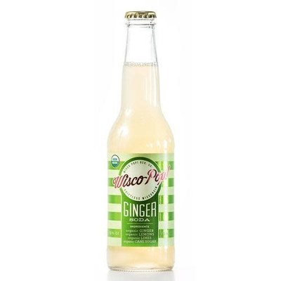 Wisco Pop! Wisco Pop! Soda - Ginger