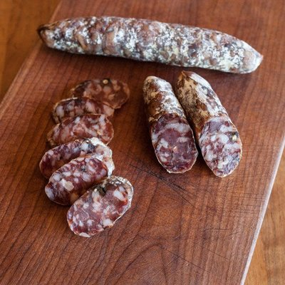 Underground Meats Salami - Black Garlic (2 oz.)