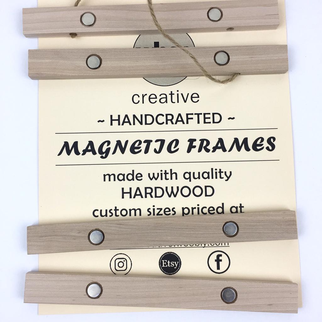 "Whee Creative Magnetic Frame 10"""
