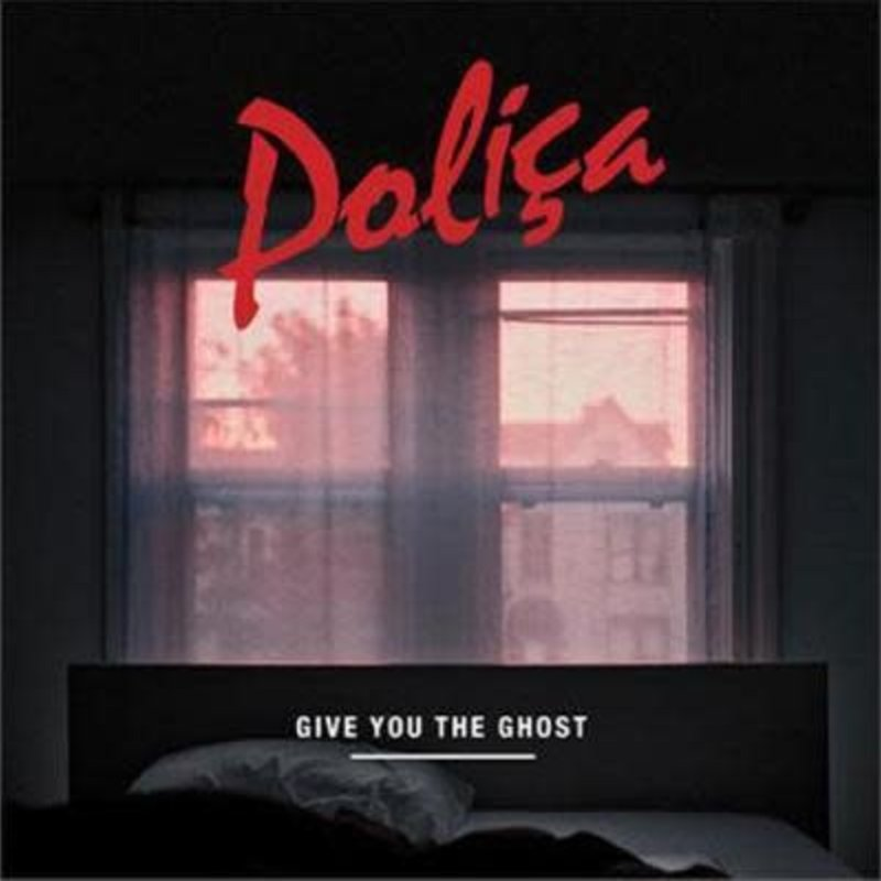 Polica Give You the Ghost (CD)