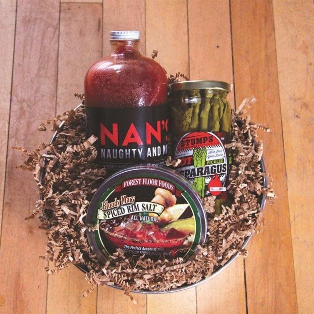 Volume One Gift Basket - The Basic Bloody