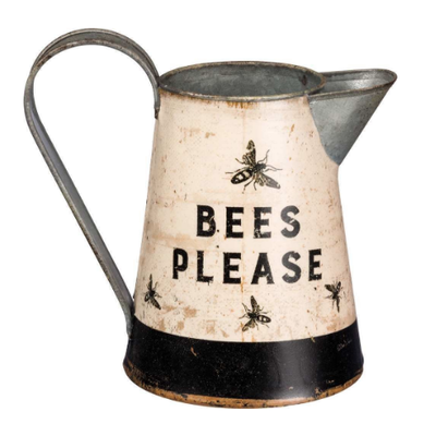 Volume One Pitcher - Bees Please
