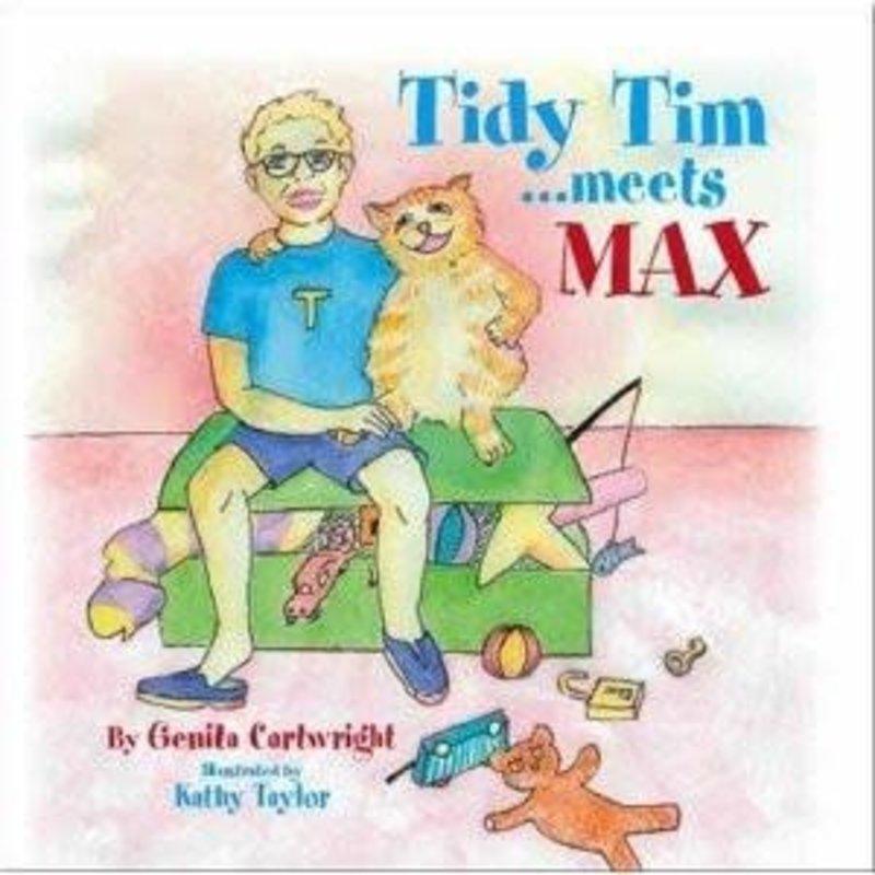 Genita Cartwright Tidy Tim...meets MAX