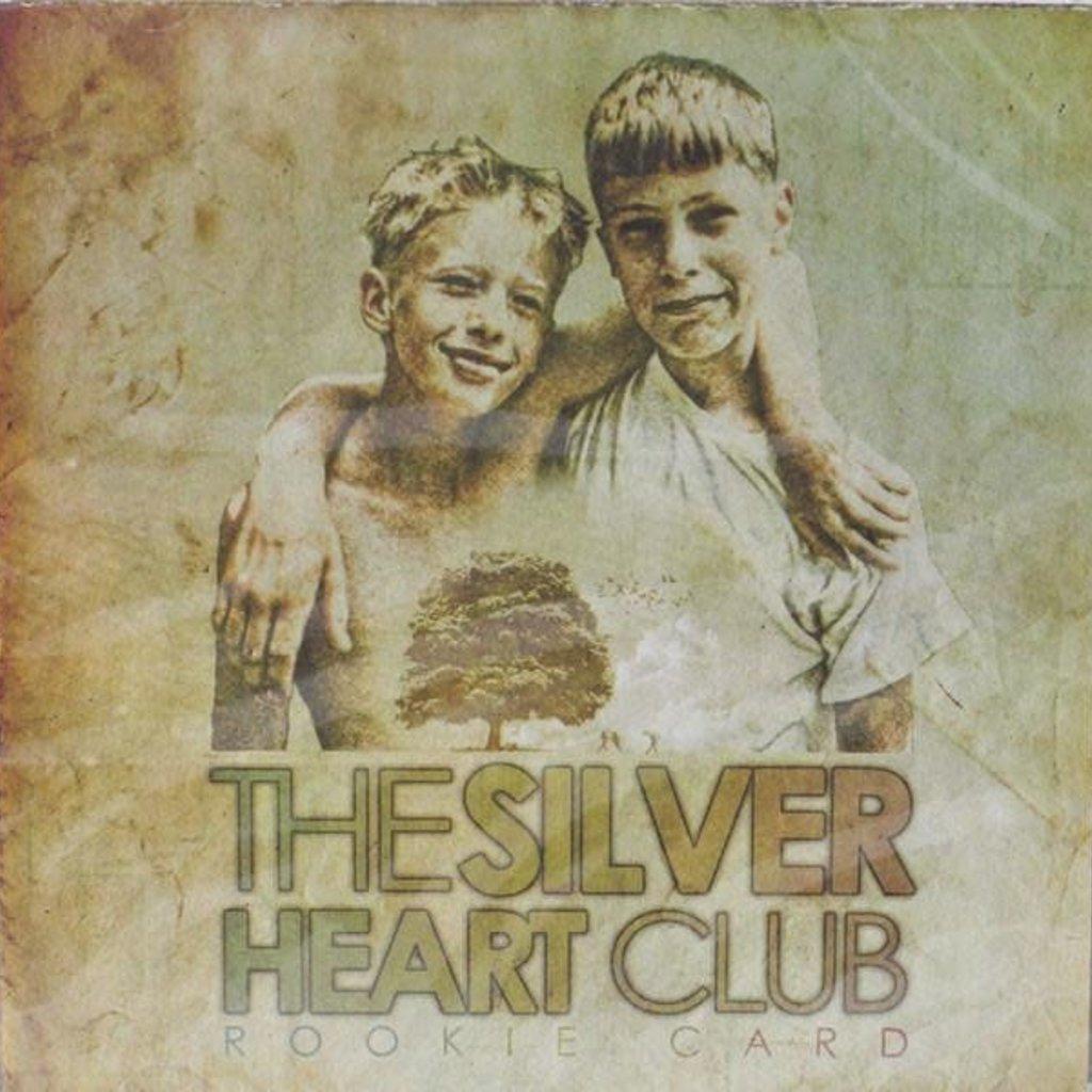 The Silver Heart Club Rookie Card CD
