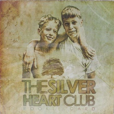 The Silver Heart Club Rookie Card CD