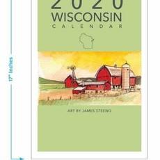 James Steeno Wisconsin Calendar 2020