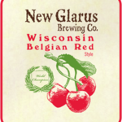 New Glarus Brewing New Glarus Beer - Belgian Red Bottle (12 oz.)