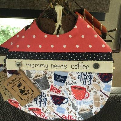 Deb Christenson Bib - Mommy Needs Coffee