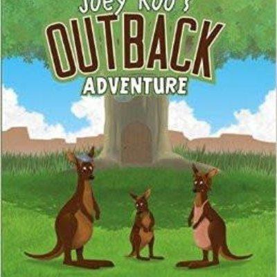 Darlene Prickett Joey Roo's Outback Adventure Coloring Book