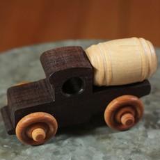 Hower Toys Hower Toys - Barrel Truck Wooden Toy