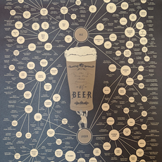 Volume One Pop Chart - Varities of Beer