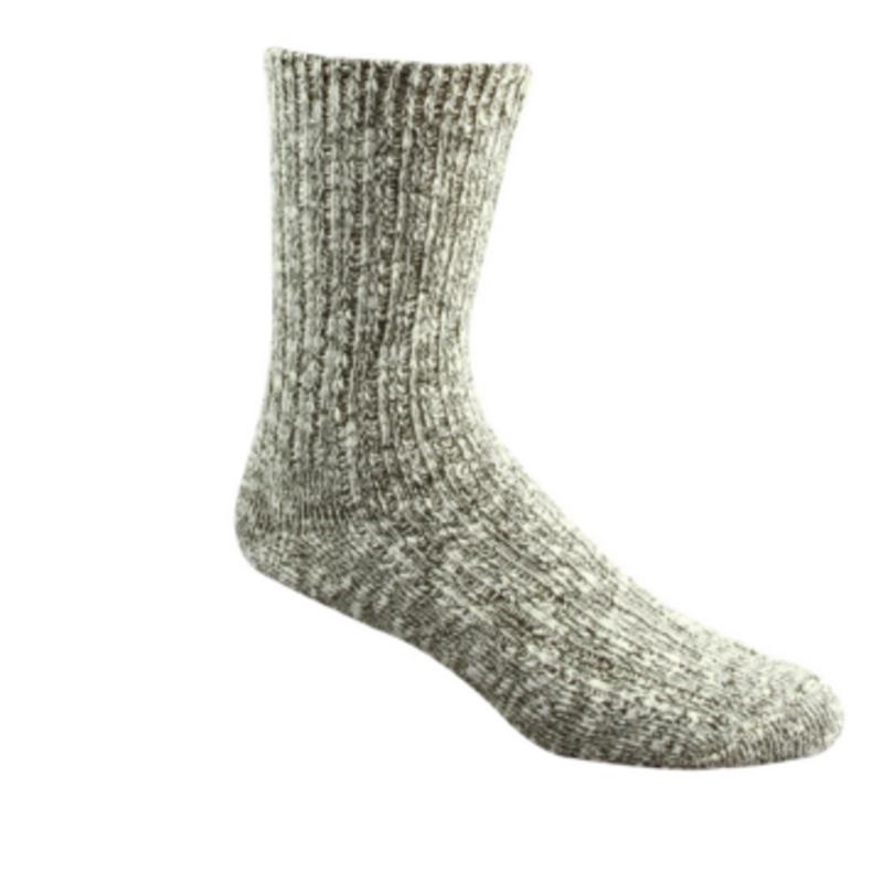 Wigwam Socks Wigwam Socks - Cypress (White/Olive)