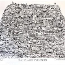 Eau Claire Chamber of Commerce Eau Claire Montage Print - 2012