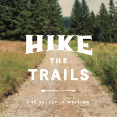 Volume One Hike the Trails Print - 12x12