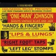 Robert 'One-Man' Johnson Housedog Music Presents