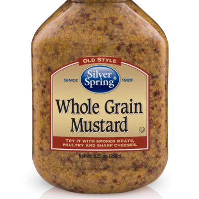 Silver Spring Foods Whole Grain Mustard (9.25 oz.)