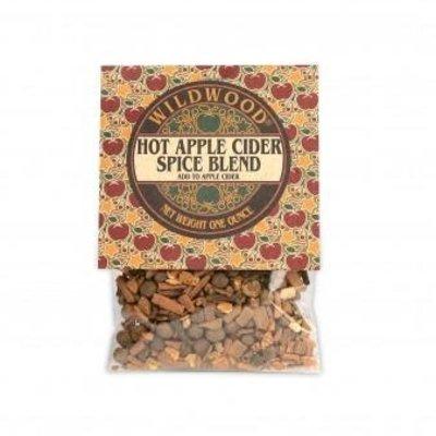 Wildwood Specialty Foods Hot Apple Cider Spice Blend - 1oz