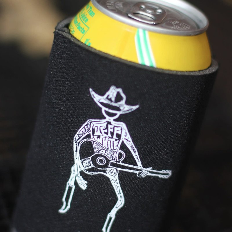 Jeff White Jeff White Can Koozie