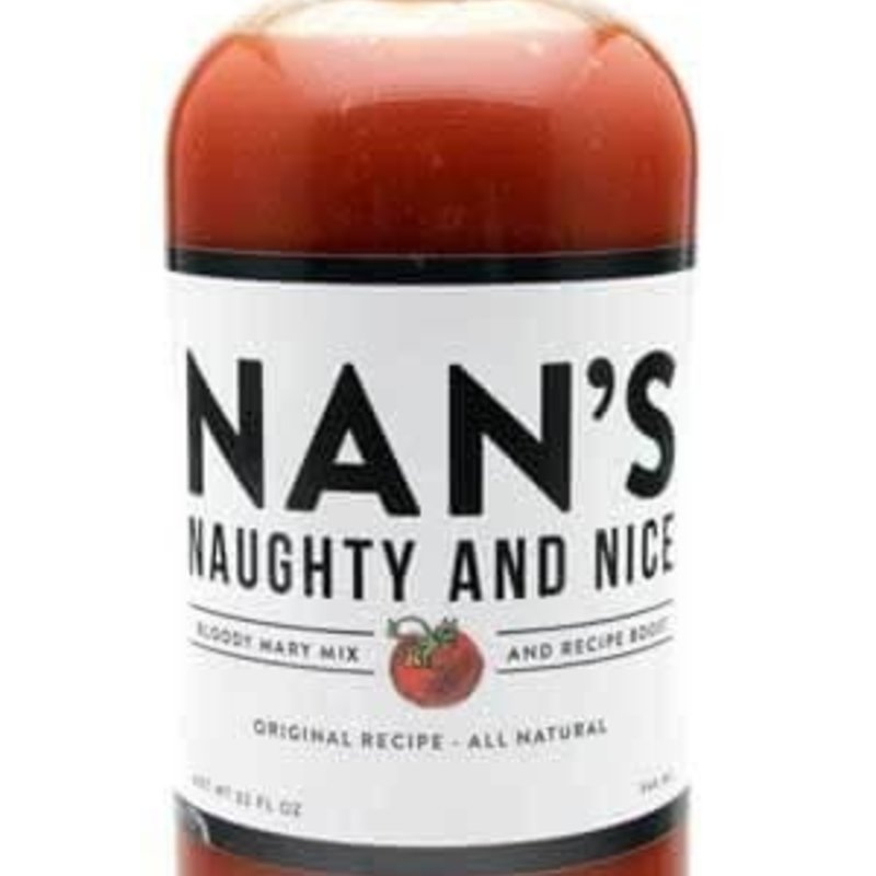 Nan's Naughty and Nice Nan's Bloody Mary Mix (32 oz.)