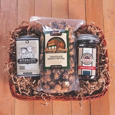 Volume One Gift Basket - All the Cocoa