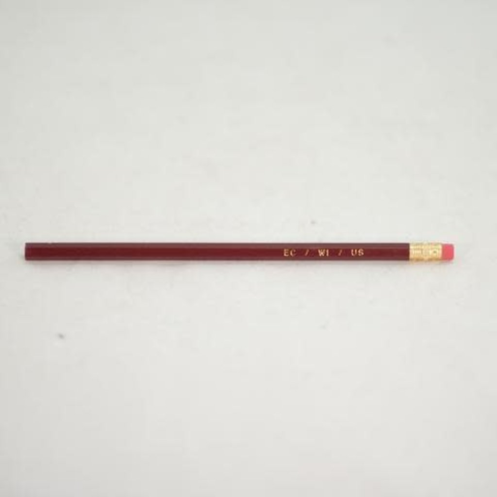 Volume One 5 pencils for $3.00