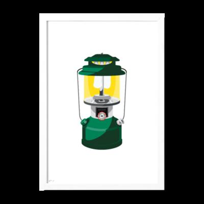 Roo Kee Roo Lantern Print