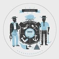 "Little Friends of Printmaking Great Seal ""Forward 1848"" Print"