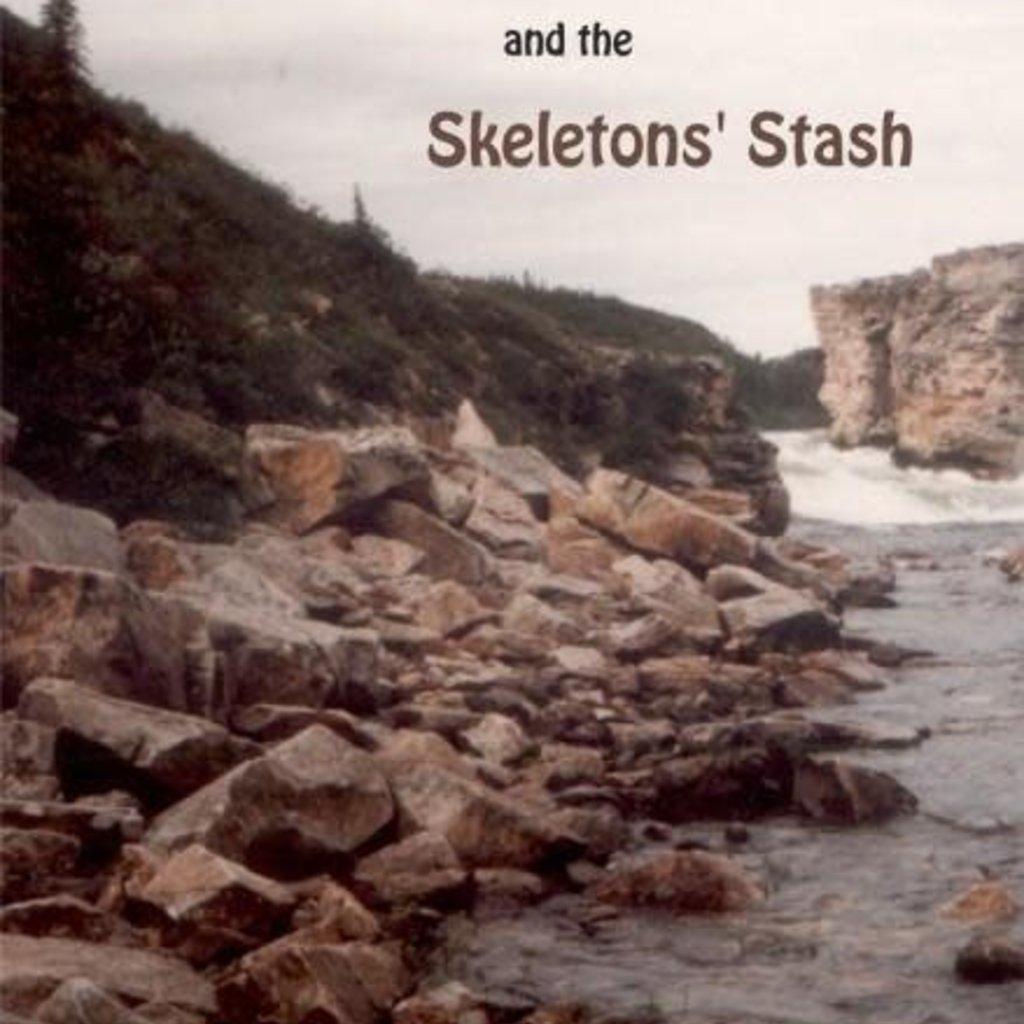 Nancy Bjornson Jesse and Cash and the Skeletons' Stash