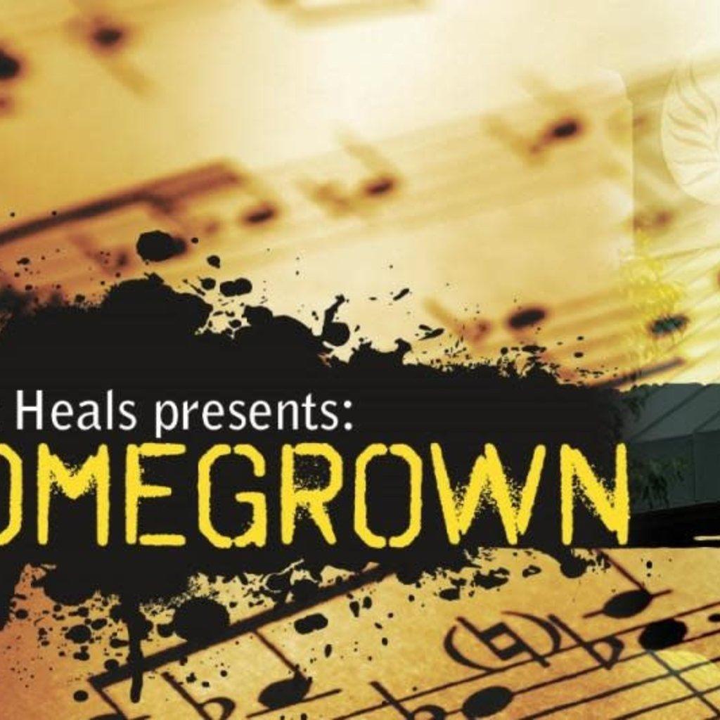 Various Artists Music Heals Presents: Homegrown