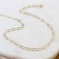 Adorn Jewelry Linx Choker - Gold