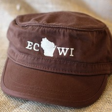 Volume One ECWI Military Hat-Earth