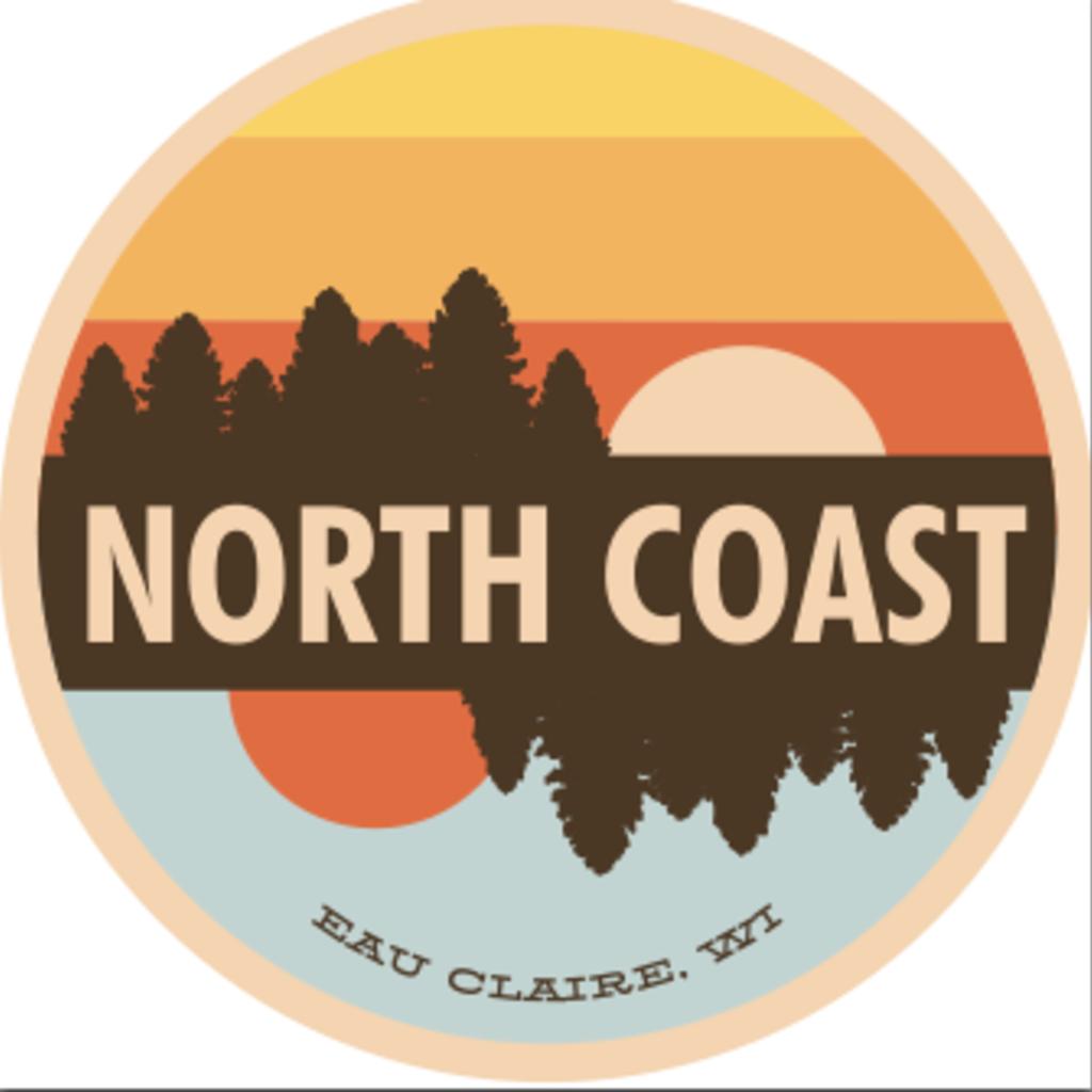 Volume One Sticker - North Coast
