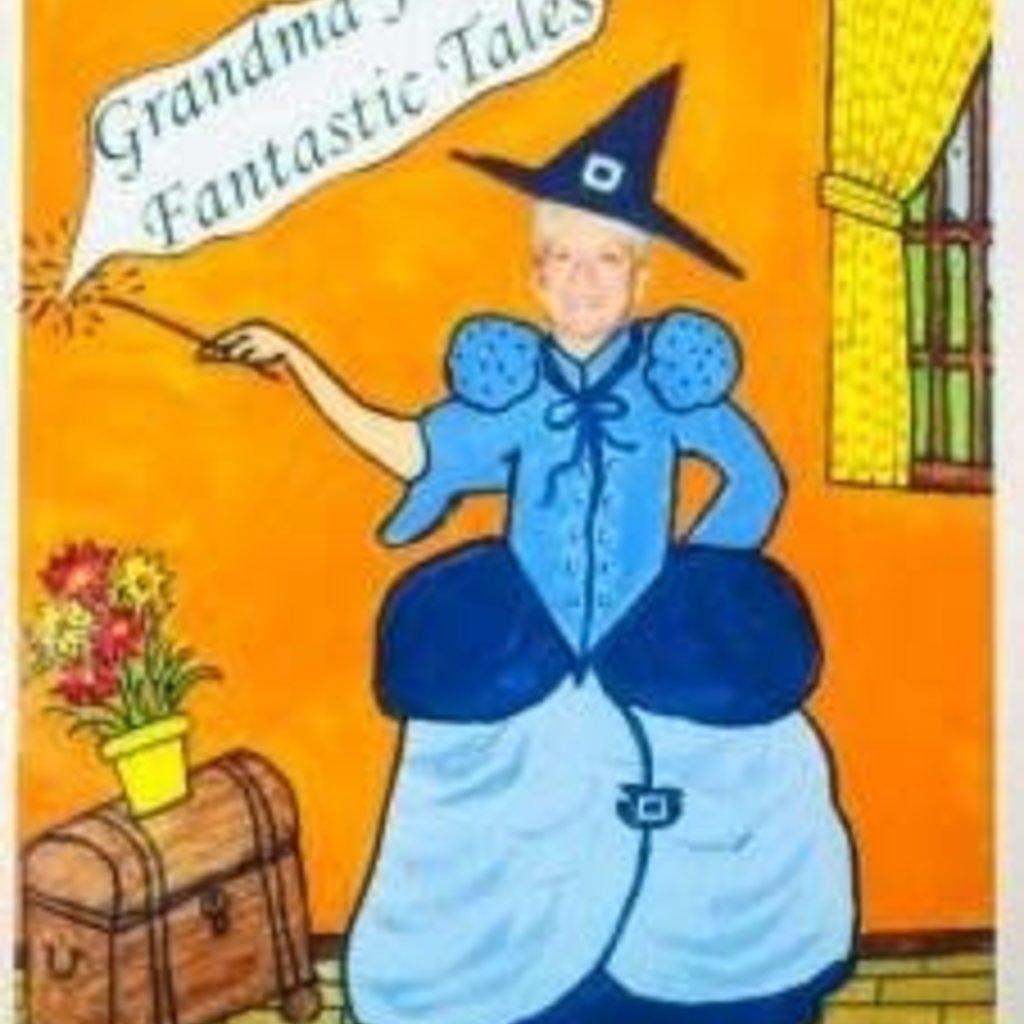 Jean Hebert Grandma Jean's Fantastic Tales