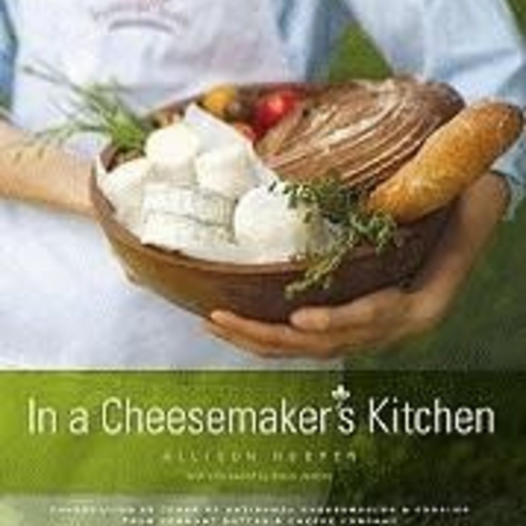 Allison Hooper In A Cheesemakers Kitchen