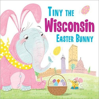 Eric James Tiny the Wisconsin Easter Bunny