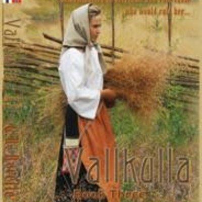G.R. Revelle Valkulla: Book Three