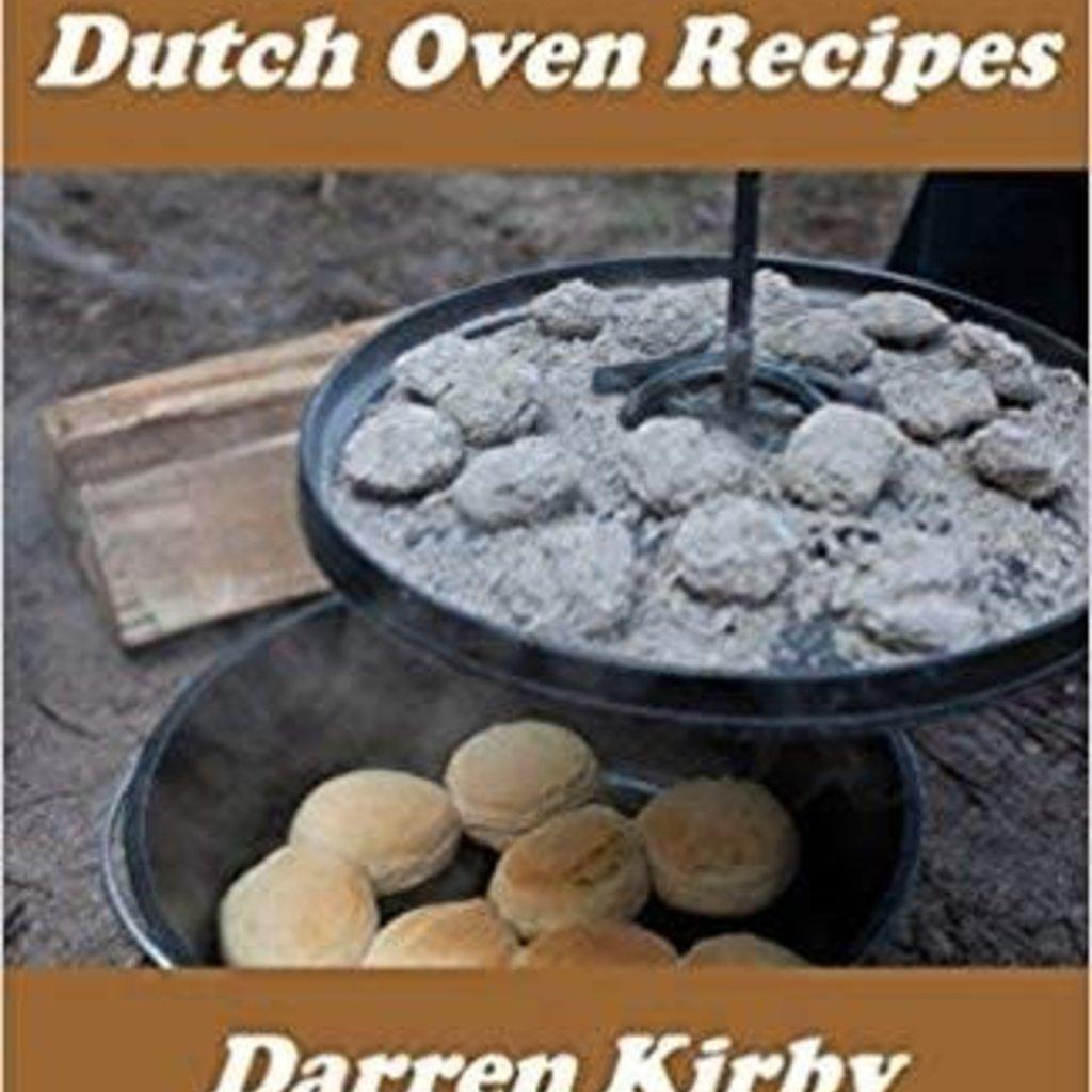 Darren Kirby Dutch Oven Recipes