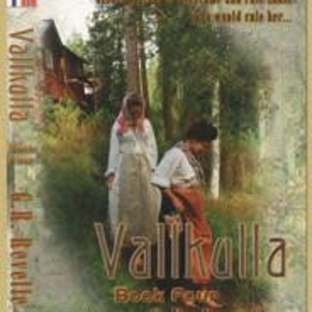 G.R. Revelle Valkulla: Book Four