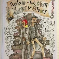 Chris Spiegel Robo-Western Variety Show no. 3