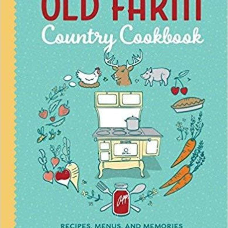 Jerry Apps Old Farm Country Cookbook