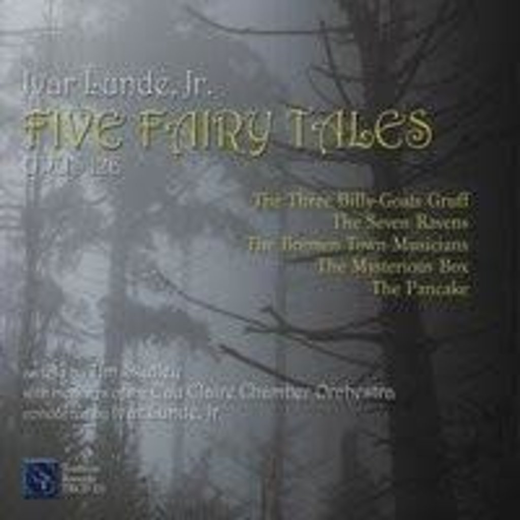 Eau Claire Chamber Orchestra Five Fairy Tales